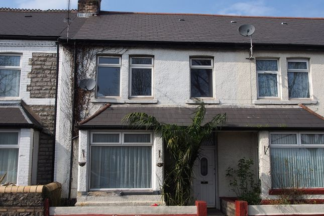 Thumbnail Property to rent in Churchill Terrace, Barry