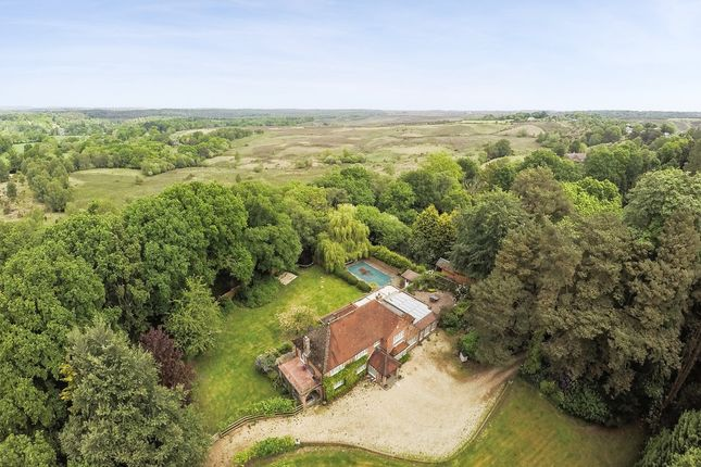 Thumbnail Detached house for sale in Picket Hill, Ringwood, Hampshire