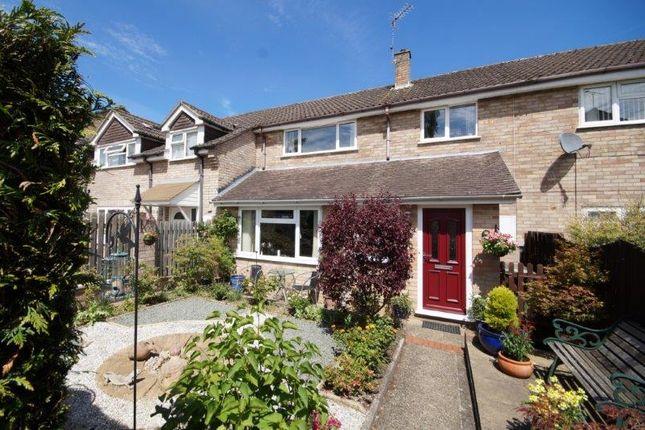 Thumbnail Terraced house for sale in Hollybrook Park, Bordon