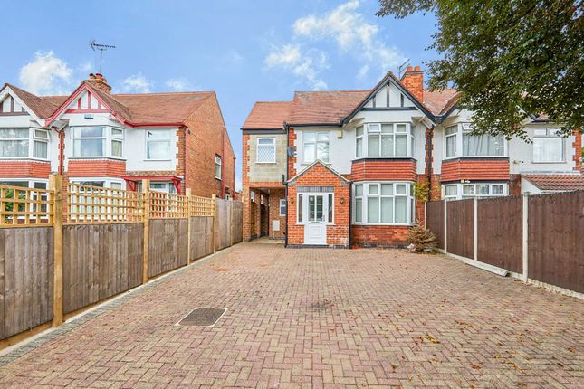 Thumbnail Semi-detached house for sale in Havenbaulk Lane, Littleover, Derby