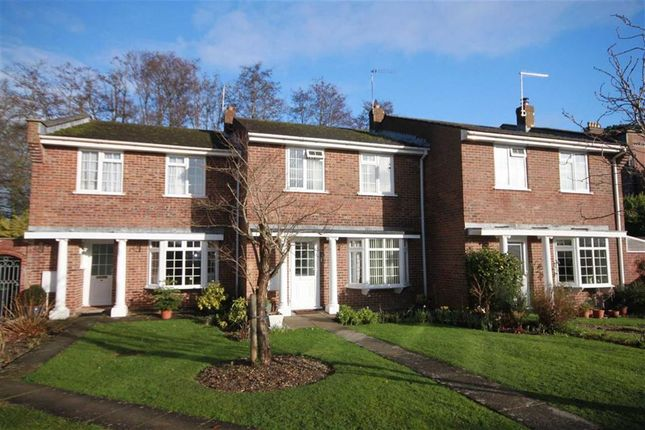 Thumbnail Terraced house for sale in Burton Hall Place, Burton, Christchurch, Dorset