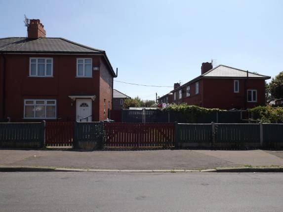 Thumbnail Semi-detached house for sale in Parkside Road, Manchester, Greater Manchester, Uk