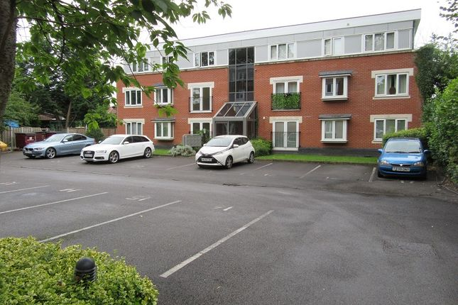 Thumbnail Flat for sale in Ollerton Court, Manchester Road, Chorlton, Manchester.