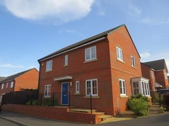 4 bed property to rent in Bradford Street, Market Harborough LE16