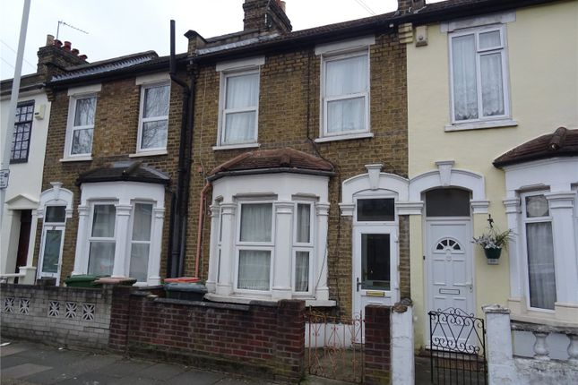 Thumbnail Terraced house for sale in Glasgow Road, London