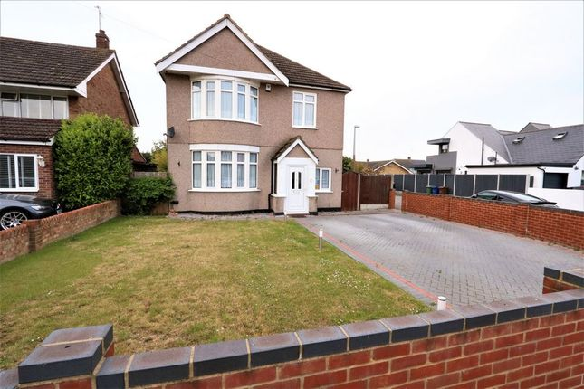 Thumbnail Detached house for sale in Windsor Avenue, Grays