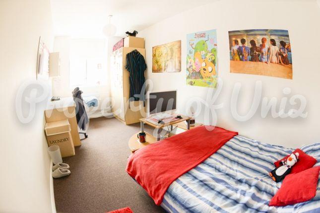 Thumbnail Flat to rent in Gordon House, Cranmer Street, City Centre, Nottingham