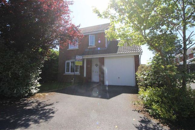 Thumbnail Detached house for sale in Kerscot Close, Springview, Wigan