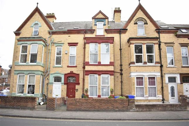 Thumbnail Terraced house for sale in Tennyson Avenue, Bridlington