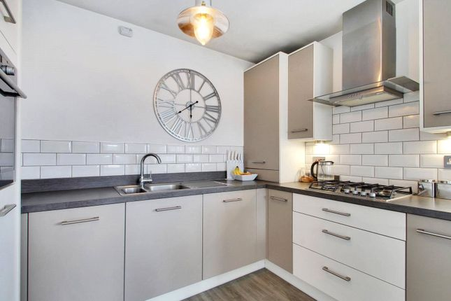 Thumbnail Flat to rent in Limeburners Drive, Halling, Rochester