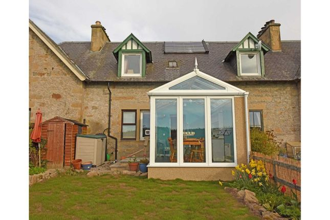 Thumbnail Terraced house for sale in Burnfarm Cottages, Avoch