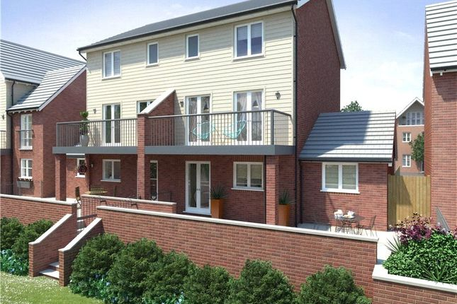 Thumbnail Property for sale in Plot 196 Roxby Phase 1, Navigation Point, Cinder Lane, Castleford