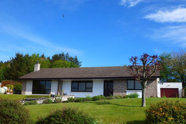 Thumbnail Bungalow for sale in Causewayend Crescent, Aberchirder, Huntly