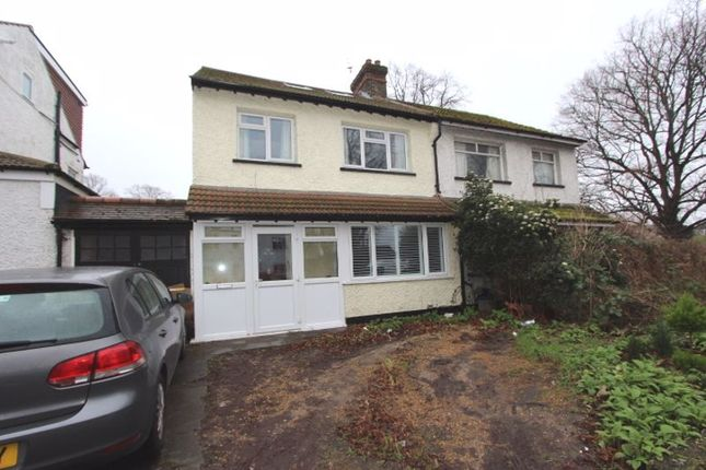 Semi-detached house for sale in Ruskin Road, Carshalton