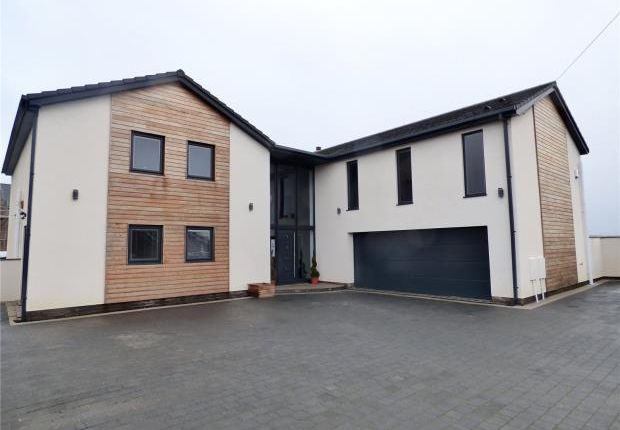 Thumbnail Detached house for sale in Lesar, Ellerbeck Lane, Workington, Cumbria