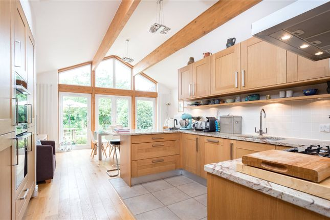 Thumbnail Semi-detached house for sale in Blandford Avenue, Oxford, Oxfordshire