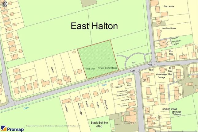 Thumbnail Land for sale in College Road, East Halton
