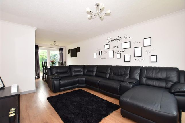 Thumbnail Semi-detached house for sale in Archer Way, Swanley, Kent