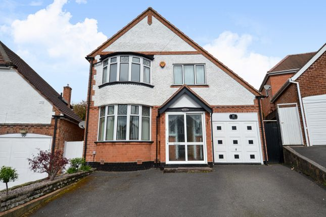 Thumbnail Detached house for sale in Verstone Croft, Northfield, Birmingham