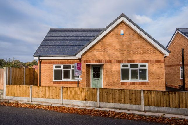 Thumbnail Detached bungalow for sale in Rees Park, Burscough, Ormskirk