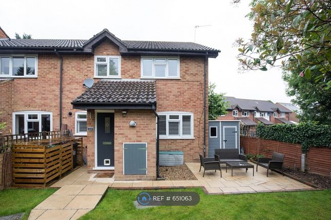 2 bed end terrace house to rent in Clayhanger, Guildford GU4