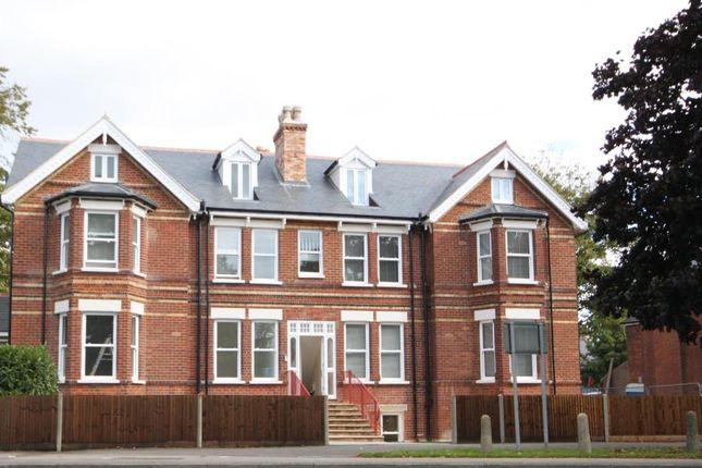 Thumbnail Flat to rent in Amelia Court, Flat 7, South Farnborough, Hants