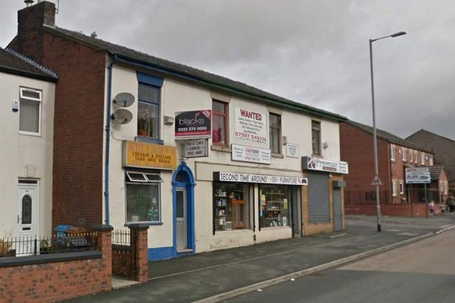 Thumbnail Restaurant/cafe for sale in Ripponden Road, Oldham