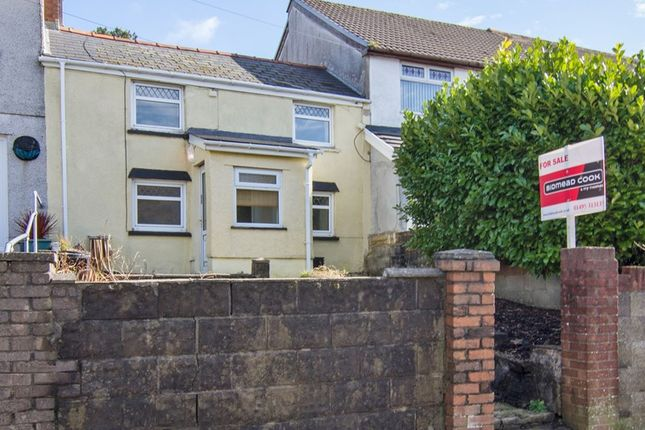 Thumbnail Terraced house for sale in Queen Street, Nantyglo, Ebbw Vale
