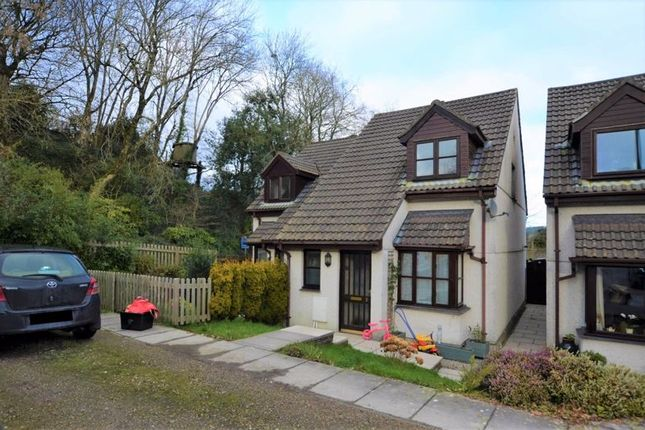 3 bed semi-detached house for sale in Rosehill Close, Lostwithiel PL22
