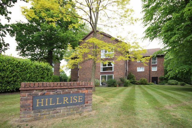 Thumbnail Flat to rent in Hillrise, Walton-On-Thames