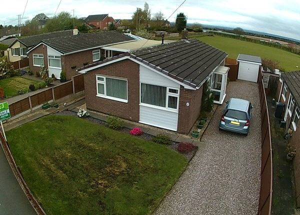 Thumbnail Detached bungalow for sale in Price Close, Loggerheads