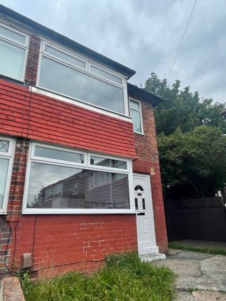 Thumbnail Town house to rent in Curlender Close, Birkenhead