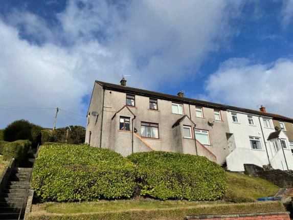 2 bed end terrace house for sale in Braeside Road, Greenock, Inverclyde, . PA16
