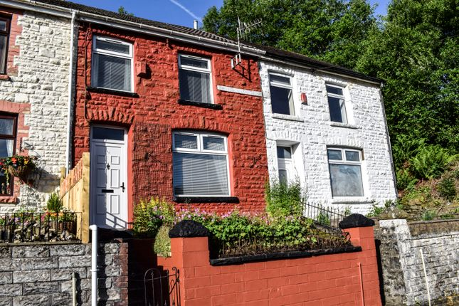 Thumbnail Terraced house to rent in Brynheulog Terrace, Ferndale