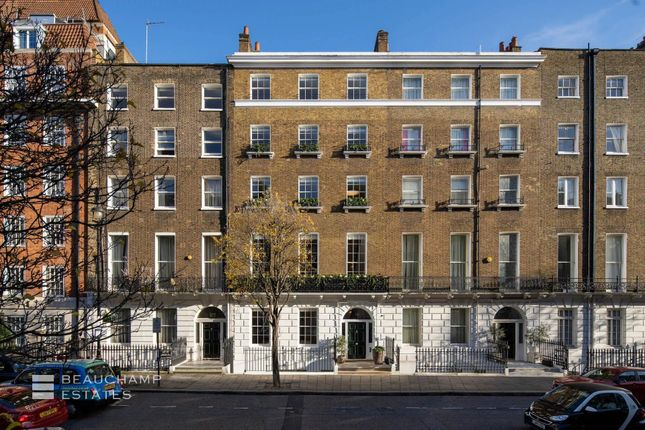 Thumbnail Block of flats for sale in Devonshire Place, Marylebone