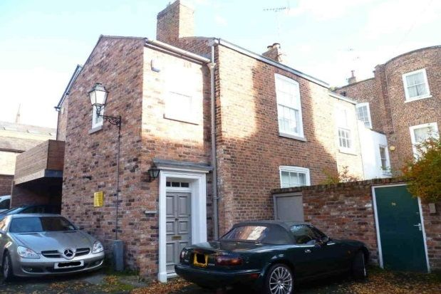 Thumbnail Property to rent in Stanley Place Mews, Chester