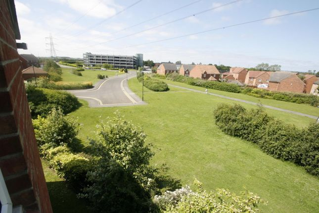 View From Lounge of Brookfield, West Allotment, Newcastle Upon Tyne NE27