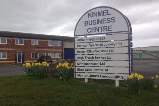 Thumbnail Office to let in Tir Llwyd Enterprise Park, St Asaph Avenue, Kimmel Bay