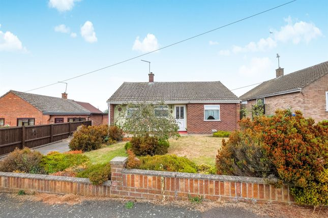 Thumbnail Detached bungalow for sale in Tower Mill Road, Bungay