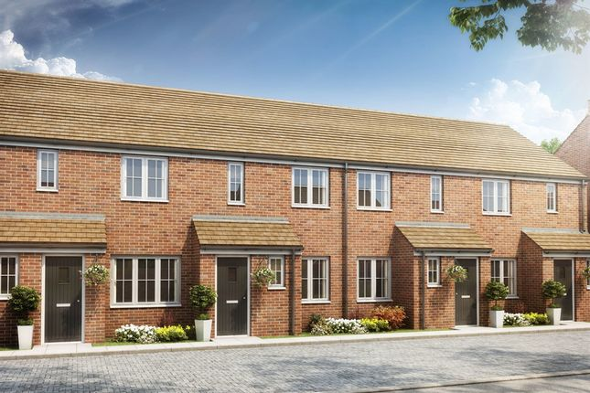 "2 bedroom terraced house for sale in ""The Alnwick"" at Rattle Road, Stone Cross, Pevensey"