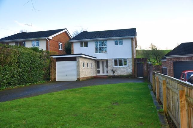Thumbnail Detached house to rent in Winchester Gardens, Andover