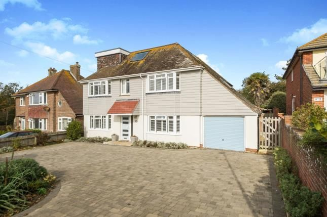 Thumbnail Detached house for sale in Bowleaze Coveway, Weymouth