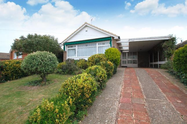 Thumbnail Detached bungalow for sale in Woodrow Chase, Herne, Herne Bay