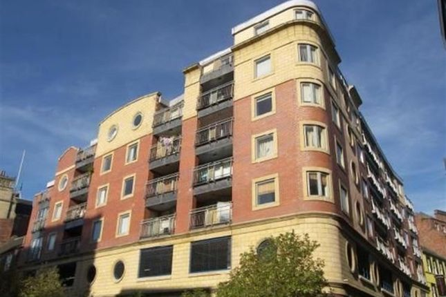 Thumbnail Flat to rent in Parrish View, Pudding Chare, Newcastle Upon Tyne