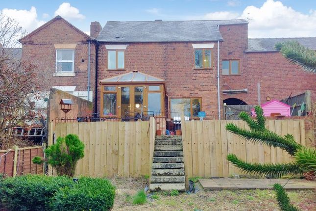 Thumbnail Semi-detached house for sale in New Street, St Georges, Telford, Shropshire.