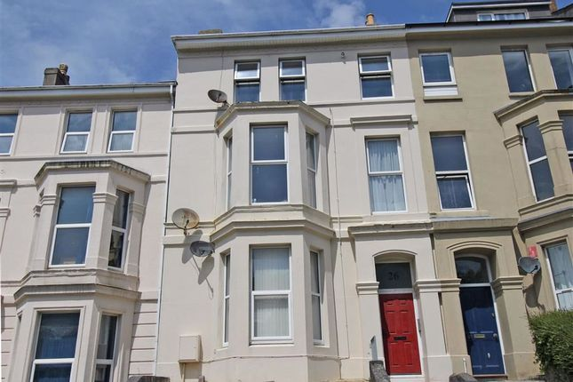 Thumbnail Terraced house for sale in Ermington Terrace, Mutley, Plymouth