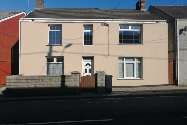 Thumbnail Detached house for sale in Commercial Road, Resolven, Neath