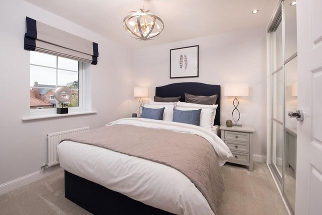 """Bedroom 2 of """"Cambridge"""" at Rykneld Road, Littleover, Derby DE23"""