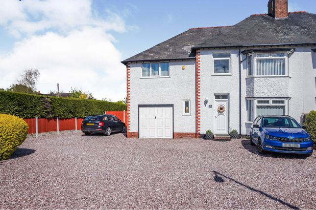 4 bed semi-detached house for sale in Fluin Lane, Frodsham WA6