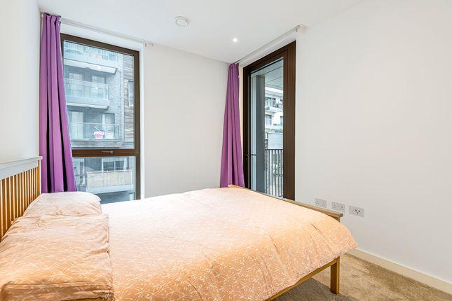 Bedroom of The Fulmar, 21 Reminder Lane, Lower Riverside, Greenwich Peninsula SE10